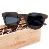 Original Wood Polarized Sun Glasses F1