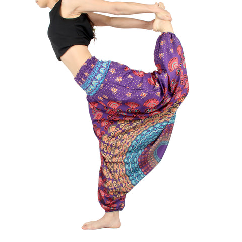 High Waist Yoga And Fitness Pants  Trouser