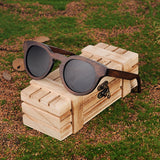 Wooden Sunglasses  Luxury Polarized  BG012