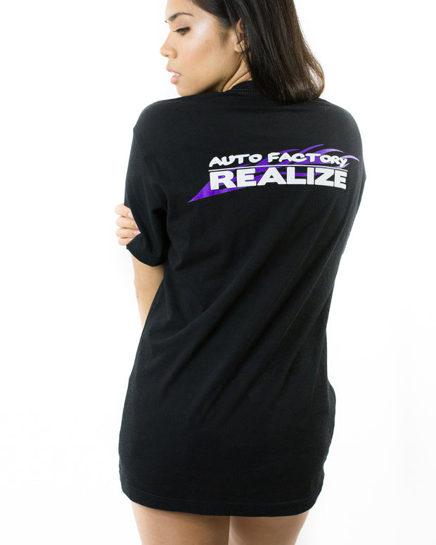Realize Classic Crew Neck Tee