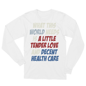 TLHC Unisex Long Sleeve Tee