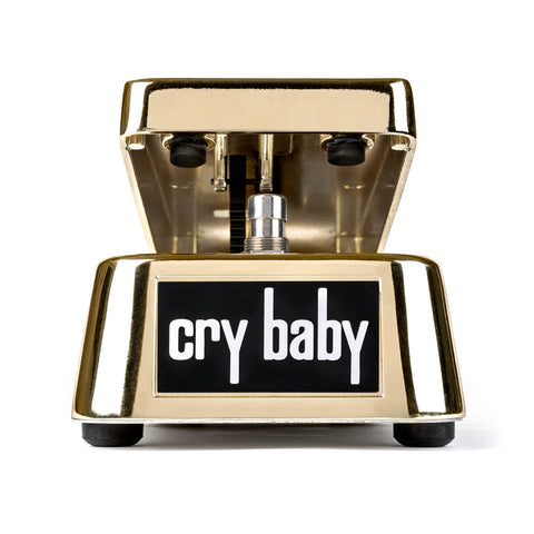 DUNLOP 50TH ANNIVERSARY GOLD CRY BABY WAH , Pedals, Dunlop, Texas Guitar Ranch - Texas Guitar Ranch