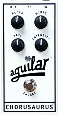 Aguilar Chorusaurus Bass Effects Pedal , Pedals, Aguilar, Texas Guitar Ranch - Texas Guitar Ranch