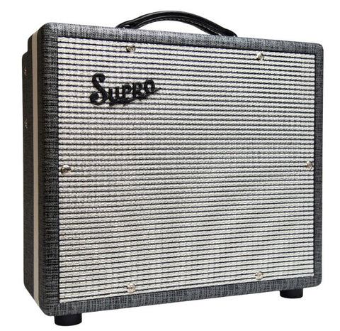 Supro Comet - 614W 1x10 Class A Tube Combo Amp , Amps, Supro, Texas Guitar Ranch - Texas Guitar Ranch