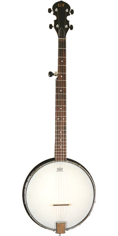 Gold Tone AC-1/L Left-Handed Acoustic Composite 5-String Openback Banjo with Gig Bag