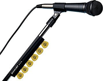 "Dunlop 5010 7"" Mic Stand Pick Holder , Accessories, Dunlop, Texas Guitar Ranch - Texas Guitar Ranch"