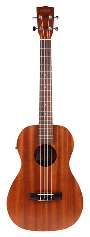 Kala KA-BE Mahogany Baritone Ukulele with EQ , Folk, Kala, Texas Guitar Ranch - Texas Guitar Ranch