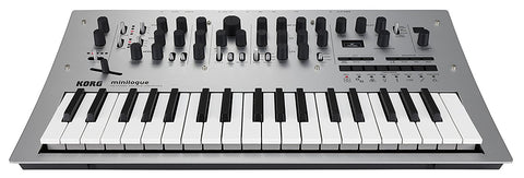 minilogue - POLYPHONIC ANALOGUE SYNTHESIZER | KORG (USA)