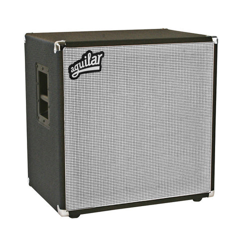 Aguilar DB 410 - 4x10 700W Bass Cabinet 8-Ohm - Classic Black , Amps, Aguilar, Texas Guitar Ranch - Texas Guitar Ranch
