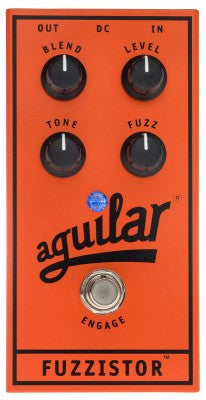 Aguilar Fuzzistor Bass Fuzz Effects Pedal , Pedals, Aguilar, Texas Guitar Ranch - Texas Guitar Ranch