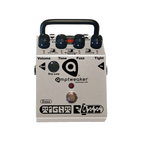 Amptweaker Bass Tight Fuzz Bass Guitar Effects Pedal , Pedals, Amptweaker, Texas Guitar Ranch - Texas Guitar Ranch