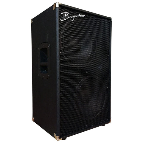 Bergantino NV 212-T 8-Ohm Bass Cabinet Loudspeaker , Amps, Bergantino, Texas Guitar Ranch - Texas Guitar Ranch