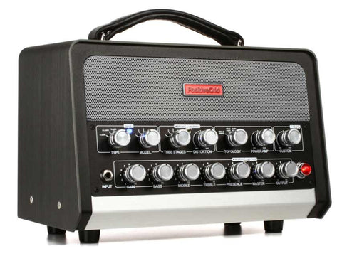 Bias Head Amp MatchPower Amplifier , Amps, Positive Grid, Texas Guitar Ranch - Texas Guitar Ranch