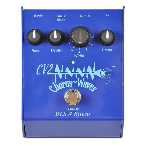 DLS Effects Chorus Waves Guitar Effects Pedal