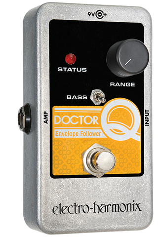 Electro-Harmonix Doctor Q Envelope Filter Dr Q Guitar EHX Guitar Effects Pedal
