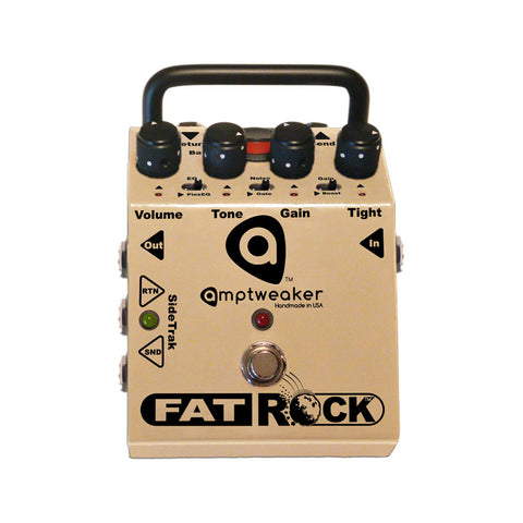 Amptweaker Fat Rock Distortion Guitar Effects Pedal , Pedals, Amptweaker, Texas Guitar Ranch - Texas Guitar Ranch