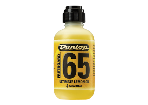 Dunlop Fretboard 65 Ultimate Lemon Oil  , Accessories, Dunlop, Texas Guitar Ranch - Texas Guitar Ranch