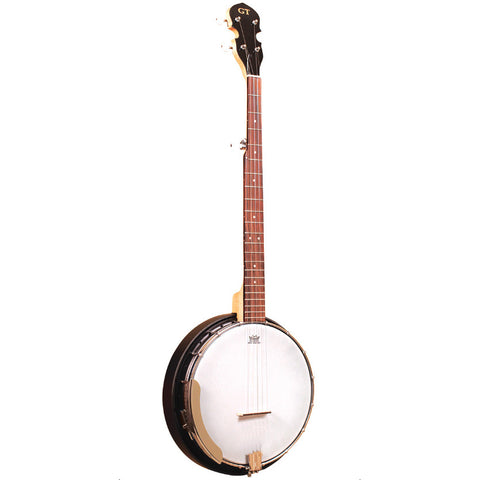 Gold Tone AC-5/L Left-Handed Acoustic Composite 5-String Banjo with Gig Bag , Folk, Gold Tone, Texas Guitar Ranch - Texas Guitar Ranch