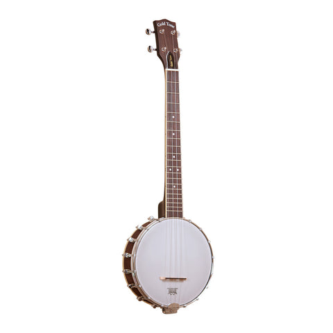Gold Tone BUB Baritone-Scale Banjo Ukulele with Case , Folk, Gold Tone, Texas Guitar Ranch - Texas Guitar Ranch