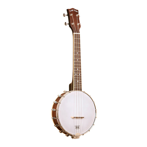 Gold Tone BUC Concert-Scale Banjo Ukulele with Case , Folk, Gold Tone, Texas Guitar Ranch - Texas Guitar Ranch