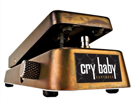 Dunlop JC95 Jerry Cantrell Signature Cry Baby Wah Guitar Effects Pedal    , Pedals, Dunlop, Texas Guitar Ranch - Texas Guitar Ranch