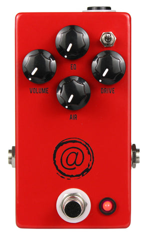 JHS The @ AT Andy Timmons Signature Overdrive , Pedals, JHS, Texas Guitar Ranch - Texas Guitar Ranch