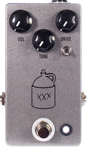 JHS Moonshine Overdrive Guitar Effects Pedal , Pedals, JHS, Texas Guitar Ranch - Texas Guitar Ranch
