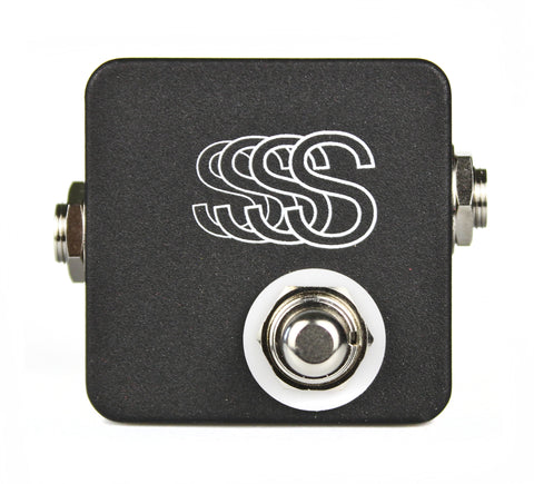 JHS Stutter Switch Momentary On Guitar Effects Pedal Accessory