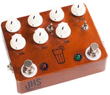 JHS Sweet Tea V2 Medium to High Gain Distortion Guitar Effects Pedal , Pedals, JHS, Texas Guitar Ranch - Texas Guitar Ranch