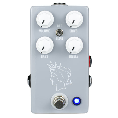 JHS Twin Twelve V2 Overdrive Guitar Effects Pedal , Pedals, JHS, Texas Guitar Ranch - Texas Guitar Ranch