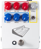 JHS Colour Box Preamp Colourbox Guitar and Microphone Effects Pedal , Pedals, JHS, Texas Guitar Ranch - Texas Guitar Ranch