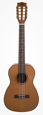 Kala KA-ABP8-CTG Solid Cedar Acacia 8-String Baritone Ukulele , Folk, Kala, Texas Guitar Ranch - Texas Guitar Ranch