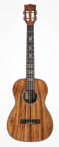 Kala KA-ASAC-B Solid Acacia Baritone Ukulele , Folk, Kala, Texas Guitar Ranch - Texas Guitar Ranch