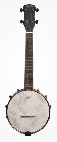 Kala KA-BNJ-BK-C Concert Banjo Ukulele , Folk, Kala, Texas Guitar Ranch - Texas Guitar Ranch