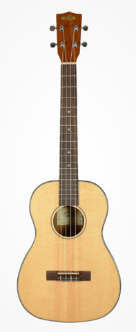 Kala KA-SBG Solid Spruce Top & Mahogany Baritone Ukulele , Folk, Kala, Texas Guitar Ranch - Texas Guitar Ranch