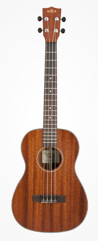 Kala KA-SMHB Solid Mahogany Baritone Ukulele , Folk, Kala, Texas Guitar Ranch - Texas Guitar Ranch