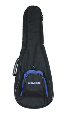 Kala Solid Body Deluxe U-Bass Bag , Accessories, Kala, Texas Guitar Ranch - Texas Guitar Ranch