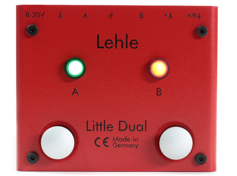 Lehle Little Dual Amp Switcher Guitar Pedal , Pedals, Lehle, Texas Guitar Ranch - Texas Guitar Ranch