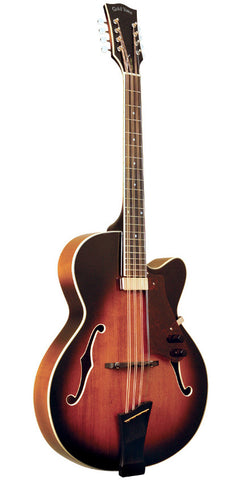 Gold Tone Mandocello with Pickup and Case , Folk, Gold Tone, Texas Guitar Ranch - Texas Guitar Ranch