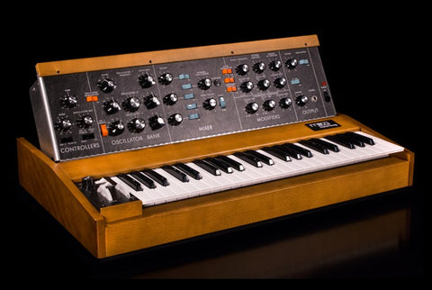 Moog Minimoog Model D Synthesizer , Keys, Moog, Texas Guitar Ranch - Texas Guitar Ranch