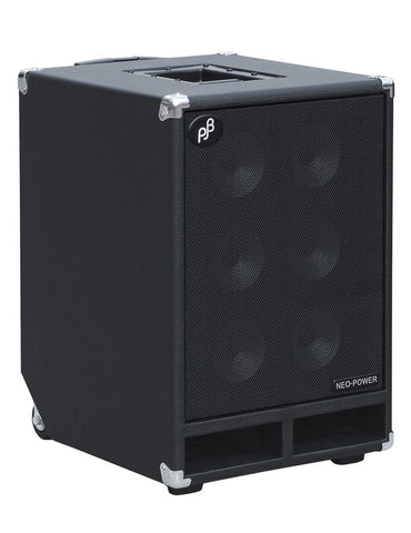 Phil Jones Bass 6B Neo Power Speaker Cabinet , Amps, Phil Jones, Texas Guitar Ranch - Texas Guitar Ranch
