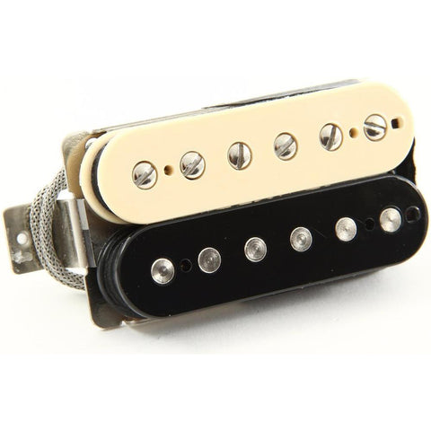 Seymour Duncan 59 Model Humbucker Neck Guitar Pickup Zebra