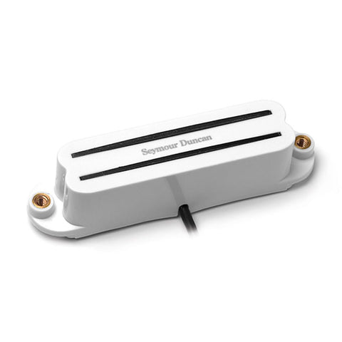 Seymour Duncan Cool Rails For Strat Neck Guitar Pickup White