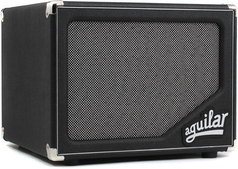 Aguilar SL 112 1x12 Bass Speaker Cabinet Black , Amps, Aguilar, Texas Guitar Ranch - Texas Guitar Ranch