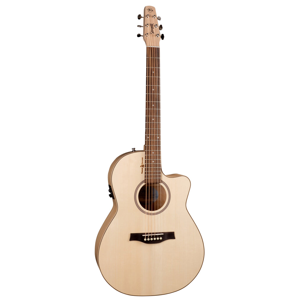 Seagull Natural Elements Cw Mini Jumbo Sg Heart Of Wild Cherry T35 Aco Texas Guitar Ranch