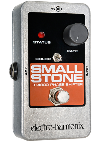 Electro-Harmonix Nano Small Stone Phase Shifter Guitar Effects Pedal , Pedals, Electro-Harmonix, Texas Guitar Ranch - Texas Guitar Ranch