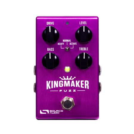 Source Audio SA245 Kingmaker Fuzz , Pedals, Source Audio, Texas Guitar Ranch - Texas Guitar Ranch