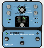 Source Audio SA141 Multiwave Bass Distortion , Pedals, Source Audio, Texas Guitar Ranch - Texas Guitar Ranch
