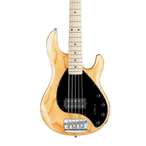 Sterling by Music Man Ray35 StingRay Bass Guitar - Natural , Bass Guitars, Music Man, Texas Guitar Ranch - Texas Guitar Ranch