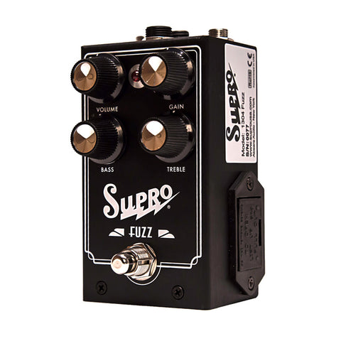 "Supro 1304 ""Fuzz"" Guitar Effects Pedal , Pedals, Supro, Texas Guitar Ranch - Texas Guitar Ranch"